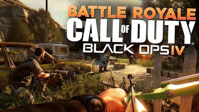 Cheat on Call of Duty - Black Ops 4 Battle Royale
