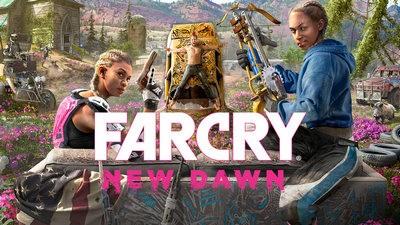 Trainer Far Cry - New Dawn