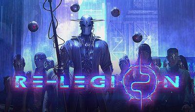 Trainer Re-Legion