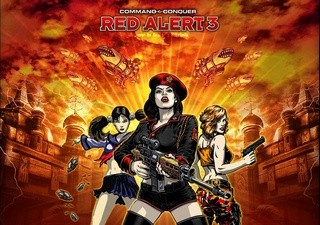 Trainer Command & Conquer - Red Alert 3
