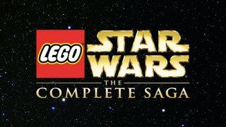 Trainer LEGO Star Wars - The complete saga
