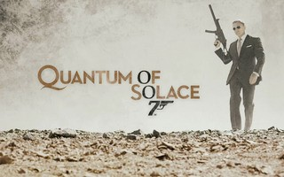 Trainer Quantum of Solace - The Game