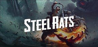 Trainer Steel Rats