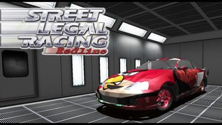 Trainer Street Legal Racing Redline
