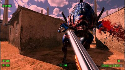 Serious Sam HD - The First Encounter Trainer (Latest) [+9]