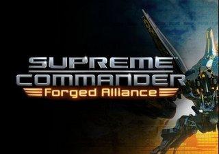 Trainer Supreme Commander - Forged Alliance