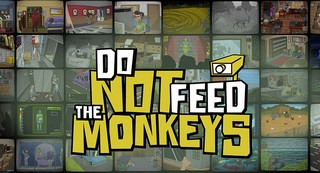 Trainer на Do Not Feed the Monkeys