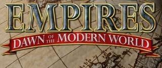 Trainer на Empires - Dawn of the Modern World