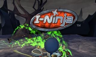 Trainer на I-Ninja