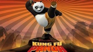 Trainer на Kung Fu Panda