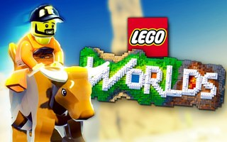 Trainer на LEGO Worlds