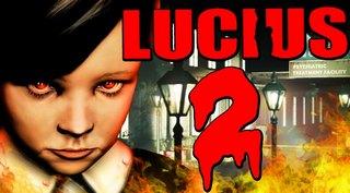 Trainer на Lucius 2