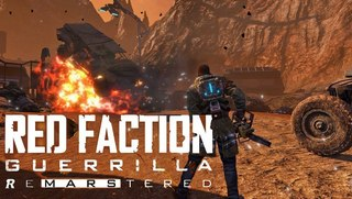 Trainer на Red Faction - Guerrilla Re-Mars-tered