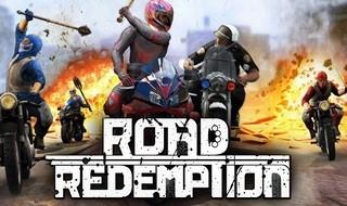 Trainer на Road Redemption