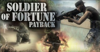 Trainer на Soldier of Fortune - Payback