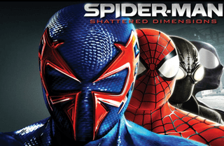Trainer на Spider Man - Shattered Dimensions