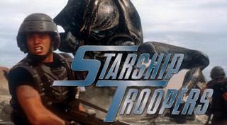 Trainer на Starship Troopers