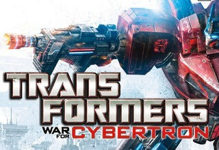 Trainer на Transformers - War for Cybertron