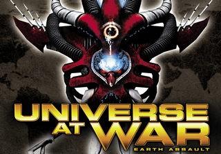 Trainer на Universe at War - Earth Assault