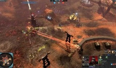 Trainer на Warhammer 40.000 Dawn Of War 2 - Retribution [+3]