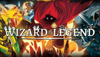 Trainer на Wizard of Legend
