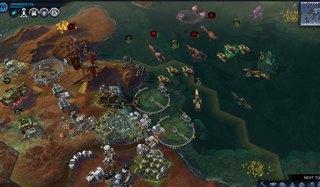 Sid Meier's Civilization - Beyond Earth Rising Tide Trainer [+10] (Latest)
