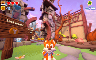 Super Lucky's Tale Trainer [+2] (Latest)