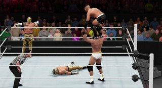 WWE 2K16 Trainer [+12] (Latest)