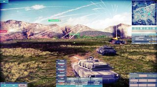 Wargame - AirLand Battle Trainer (Latest) [+8]