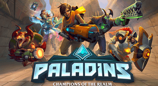 Cheat on Paladins