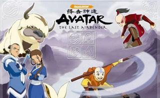 Trainer на Avatar - The Last Airbender