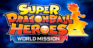 Trainer на Super Dragon Ball Heroes - World Mission