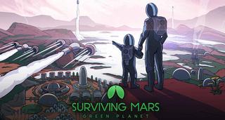 Trainer на Surviving Mars - Green Planet