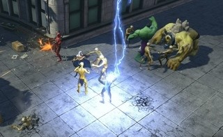 Marvel Heroes online Cheat on [+4] Latest
