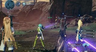 Sword Art online Fatal Bullet Trainer [+9] Latest