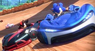 Team Sonic Racing Trainer [+4] Latest