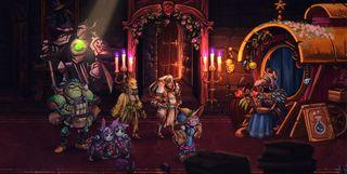 SteamWorld Quest Hand of Gilgamech Trainer [+5] latest