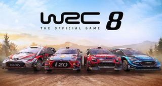 Trainer на WRC 8