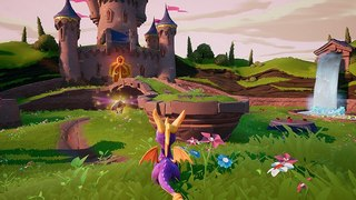 Spyro Reignited Trilogy Trainer [+6] latest