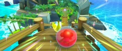 Super Monkey Ball - Banana Blitz HD Trainer [+4]