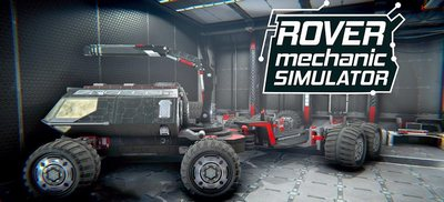 Trainer на Rover Mechanic Simulator
