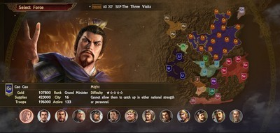 Romance of the Three Kingdoms 14 Trainer [+17]