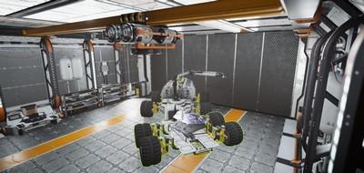 Rover Mechanic Simulator Trainer [+7]