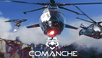 Trainer на Comanche