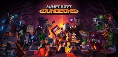 Trainer на Minecraft - Dungeons