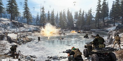 Call of Duty Warzone Trainer [+18]