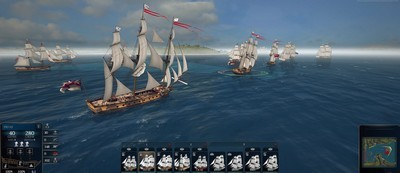 Ultimate Admiral Age of Sail Trainer [+10]