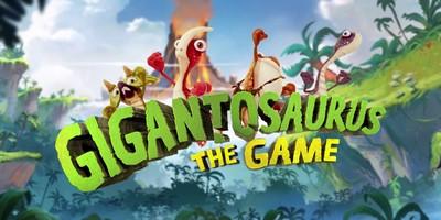 Trainer на Gigantosaurus The Game