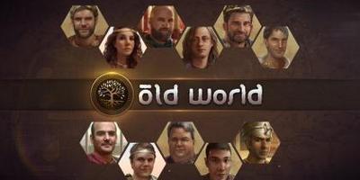 Trainer на Old World