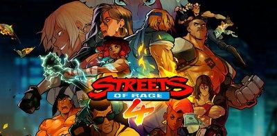 Trainer на Streets of Rage 4
